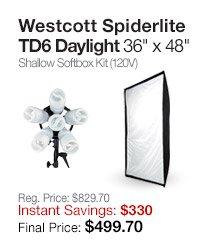 Spiderlite TD6 Daylight
