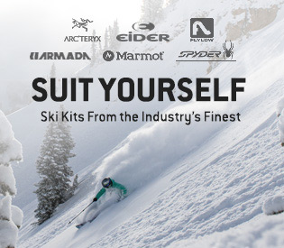 Ski Kits From the Industry's Finest