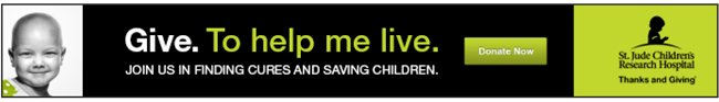GIVE. TO HELP ME LIVE. JOIN US IN FINDING CURES AND SAVING CHILDREN | DONATE NOW | ST. JUDE CHILDREN'S RESEARCH HOSPITAL