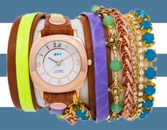 Bengal Wrap Watch