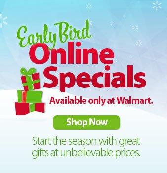 Online Specials - Shop Now