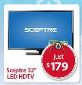 Sceptre 32 inch LED HDTV
