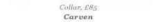 COLLAR, £85 Carven
