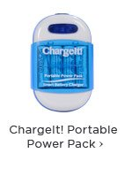 Charge It Portable Power Pack