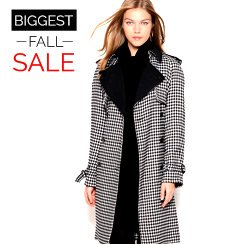 The Biggest Fall Sale: Outerwear for Her