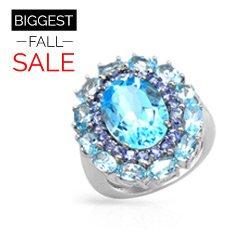 The Biggest Fall Sale: Precious Stones Jewelry