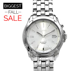 The Biggest Fall Sale: Designer Watches for Him