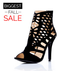 The Biggest Fall Sale: Heels & More