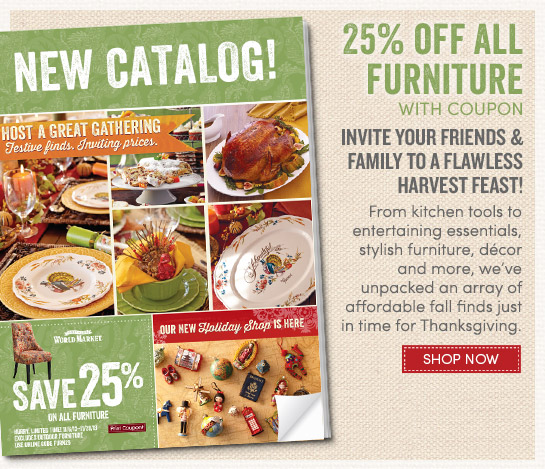 Invite Your Friends & Family to a Flawless Harvest Feast