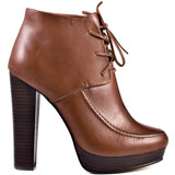 Evonna - Saddle Leather