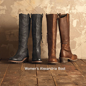 Women's Alexandria Boots