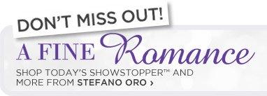 Stefano Oro - Shop Now!