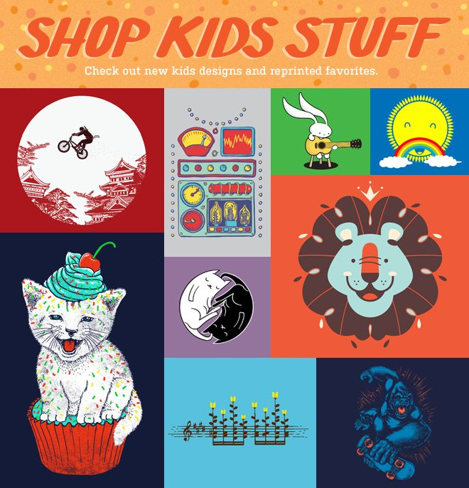 Shop Kids Stuff