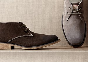 Fall Essential: The Suede Boot