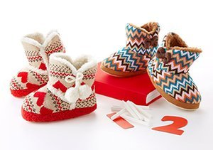 Toasty Toes: Cold Weather Shoes