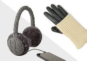 Cold Weather Tech Accessories