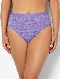 Serenada® Tapestry Hi-Cut Brief Panty