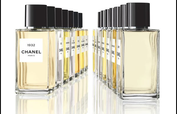 A RARE GIFT Give a precious scent this season with a fragrance from LES EXCLUSIFS DE CHANEL.