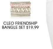 CLEO FRIENDSHIP BANGLE