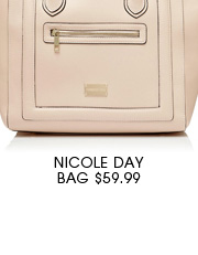 NICOLE DAY BAG