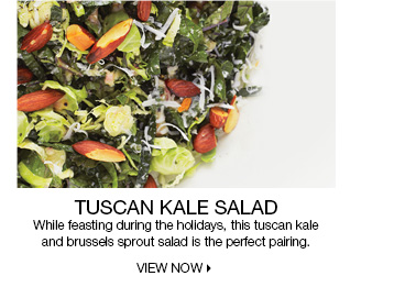 Tuscan Kale Salad