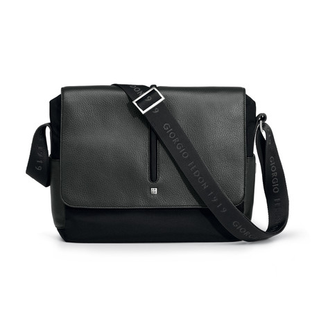 Web Style Messenger Bag // Small