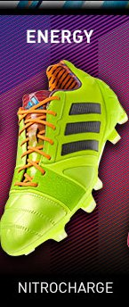 Pre–Order the Nitrocharge Soccer Cleats »