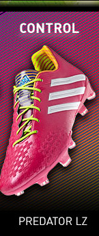 Pre–Order the Predator LZ Soccer Cleats »