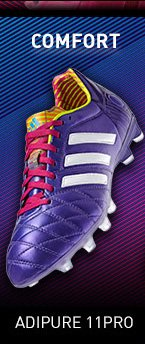 Pre–Order the adipure 11 Pro Soccer Cleats »