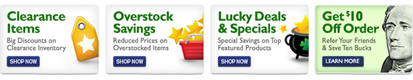 Shop Lucky Deals