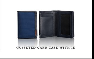 Gusseted Card Case with ID - Shop Alpha Baltic