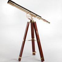 Zhumell Commodore Brass Telescope