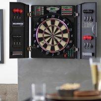 Bullshooter by Arachnid E-Bristle 1000 Electronic Dart Board