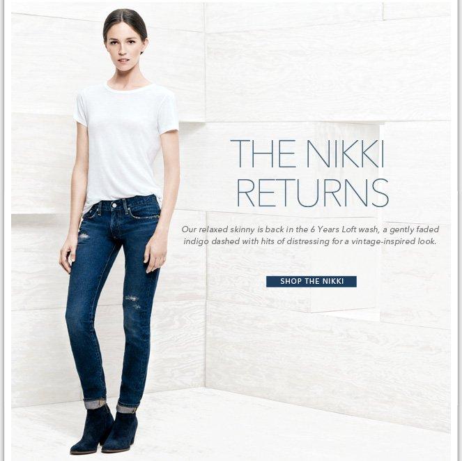 Shop the Nikki
