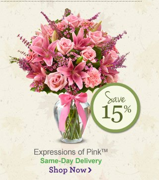 Expressions of Pink