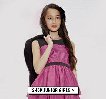 Shop Junior Girls