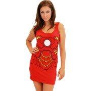 Iron Man Tank Dress