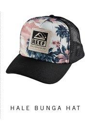 Hale Bunga Hat
