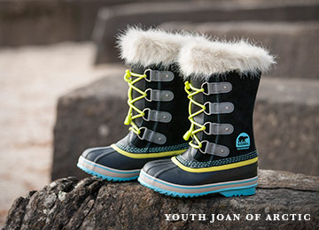 YOUTH JOAN OF ARCTIC