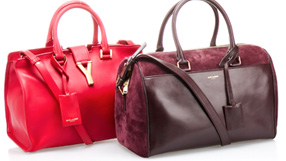 YSL and Givenchy Handbags