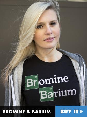 BROMINE & BARIUM