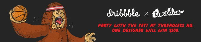 Dribbble Party