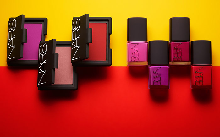 New Limited Edition Blush & Nail Polish from the Guy Bourdin Holiday Color Collection