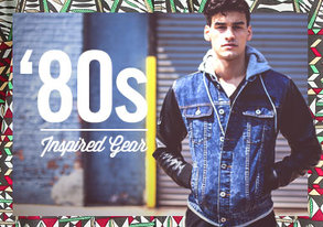 Shop Rad '80s-Inspired Gear to Rock Now