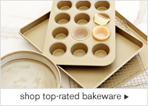 SHOP TOP-RATED BAKEWARE