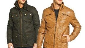 Designer Coats for Men featuring Steve Madden