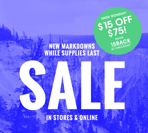 SALE new markdowns while supplies last