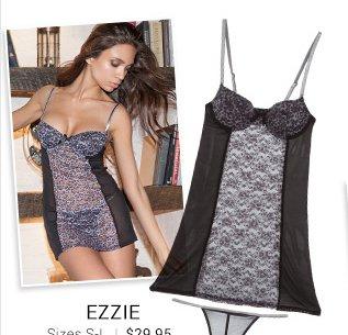 Ezzie lingerie set