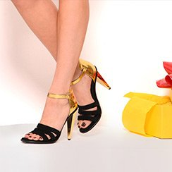 New Arrivals: Heels for the Holidays