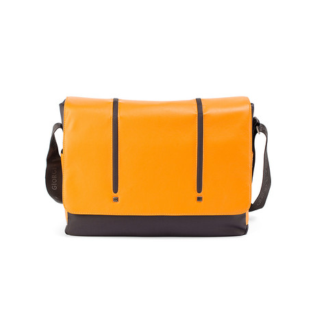 Web Style Messenger Bag // Large